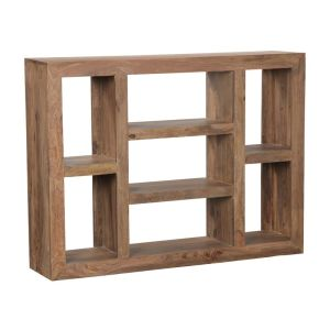 Cube Natural Large Multi-Shelf