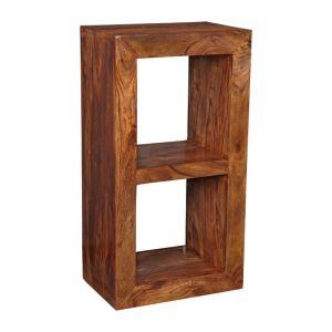 Cube 2 Hole Storage Cube