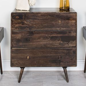 Vintage Mango Chest of Drawers