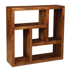 Dakota Square Bookcase