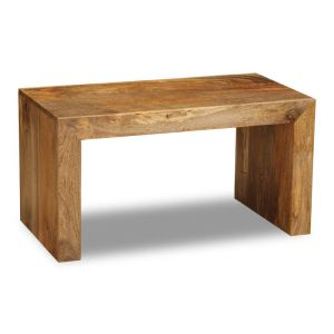 Light Dakota Small Open Coffee Table
