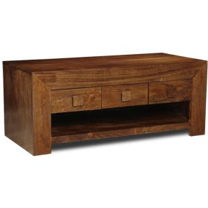 Dakota 6 Drawer Coffee Table