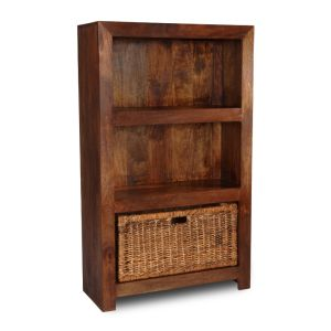 Dakota Medium Shelves With Basket