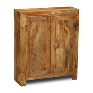Light Dakota DVD Cabinet