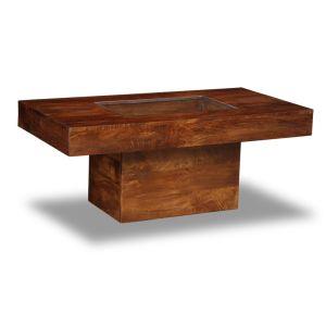 Dakota Large Pebble Coffee Table