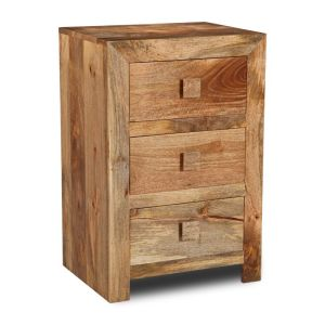 Light Dakota Small Chest of Drawers