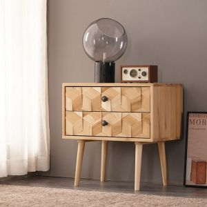 Light Boxwood Large Side Table