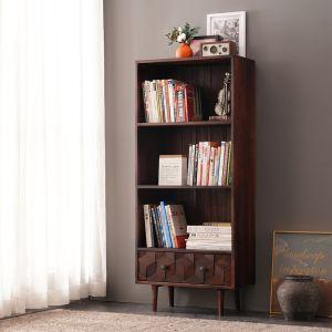 Boxwood Slim Bookcase