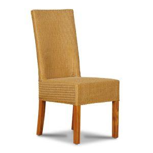Lloyd Loom Natural Dynamo Dining Chair