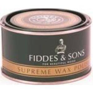 Fiddes Supreme Light Wax Polish For All Light Furniture
