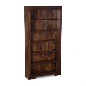 Mango Wood Large DVD Storage Unit