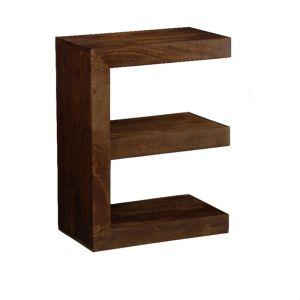 Mango Wood Side Table (E)