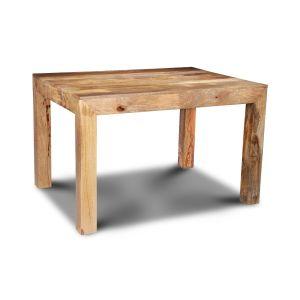 Light Mango Wood 120cm Dining Table
