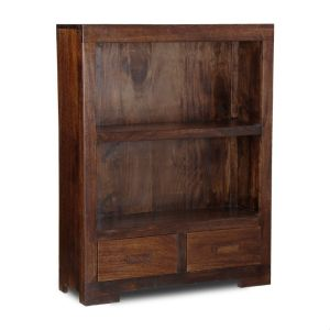 Mango Wood Small Bookcase