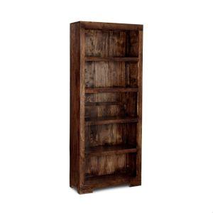 Mango Wood Tall Bookcase