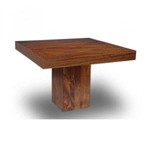 Dakota 120cm Cube Dining Table (T47)