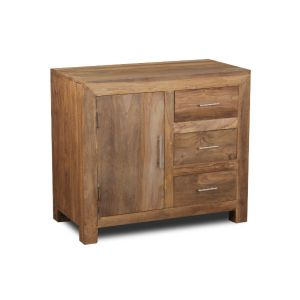 Cube Natural Small Sideboard