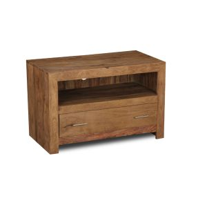 Cube Natural TV Unit
