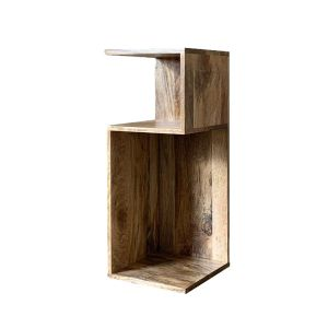 Industrial Side S Bookcase