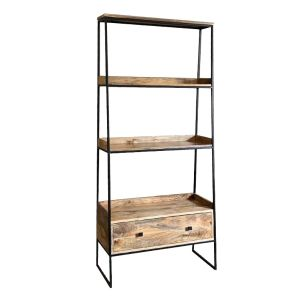 Industrial Ladder Shelves