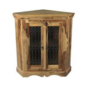 Jali Light 2 Door Cabinet