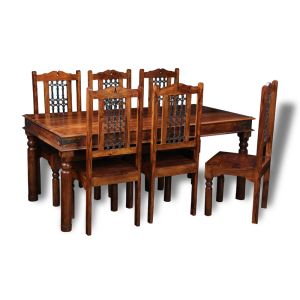 Large Jali Dining Set