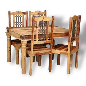 Small Jali Light Dining Set