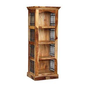 Jali Light Bookcase