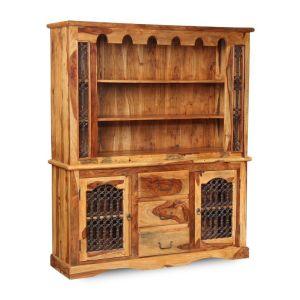 Jali Light Large Dresser
