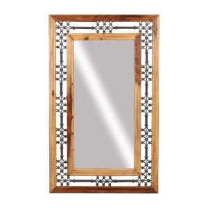 Jali Light Mirror