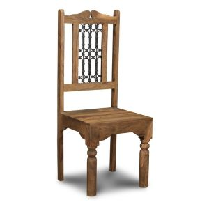 Jali Natural Dining Chair