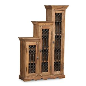 Jali Natural DVD Step Chest (Right)