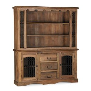 Jali Natural Large Dresser