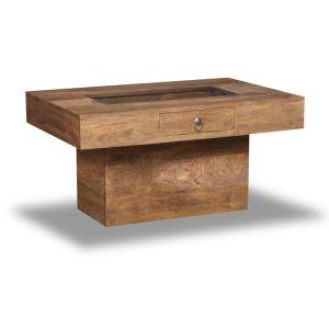 Jali Natural Pebble Coffee Table
