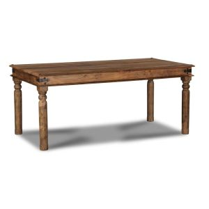 Large Jali Natural Dining Table