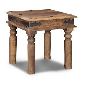 Jali Natural Small Thakat Table