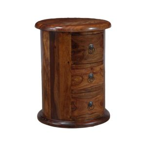 Jali 3 Drawer Drum