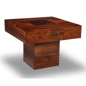 Jali Small Pebble Coffee Table