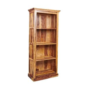 Light Sheesham Bookcase