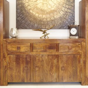 Dakota 3 Cupboard Sideboard
