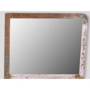 Landscape Recycled Retro Mirror