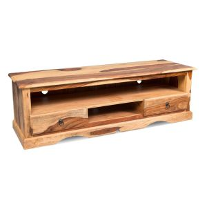 Light Medium Jali TV Unit