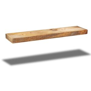 Light Dakota Large Floating Shelf