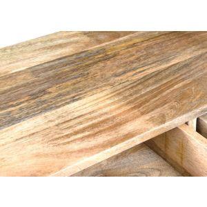 Light Vintage/ Light Vintage Mango Wood Sample