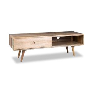 Light Vintage Mango TV Stand