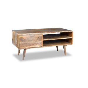 Light Vintage Mango TV Unit