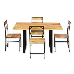 Industrial Dining Set