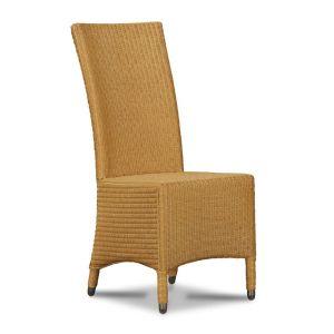 Lloyd Loom Natural Madera Dining Chair