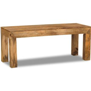 Mango Light 110cm Bench
