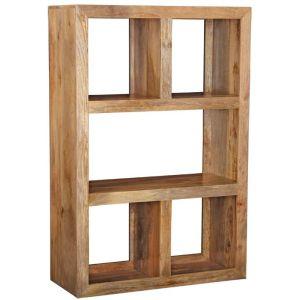 Mango Light Open Bookcase